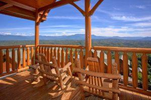 A Glimpse of Heaven - 2 Bedroom Cabin in Legacy Mountain Resort